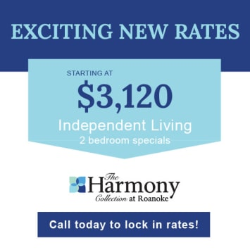 Vaccinations at The Harmony Collection at Roanoke - Independent Living
