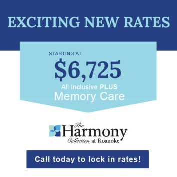 Vaccinations at The Harmony Collection at Roanoke - Memory Care