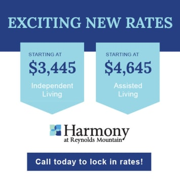 Vaccinations at Harmony at Reynolds Mountain