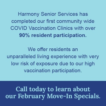 Vaccine at The Harmony Collection at Roanoke - Memory Care