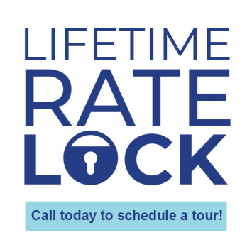 Lifetime Rate Lock