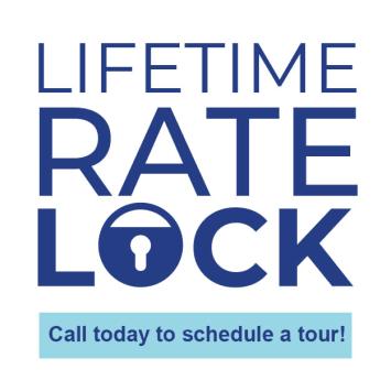 Lifetime Rate Lock
