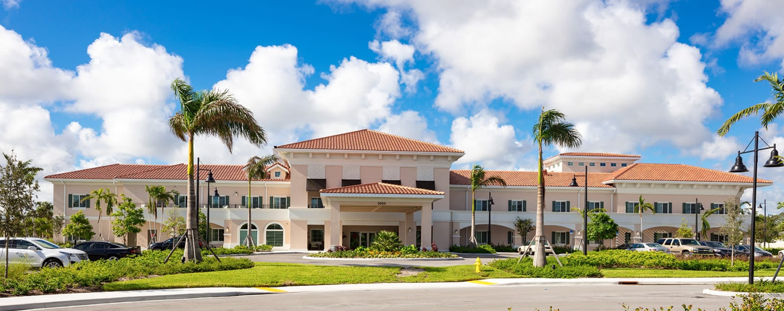 Floor plans at senior living in Palm Beach Gardens