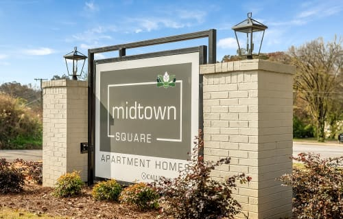 Midtown Square in Red Bank, Tennessee
