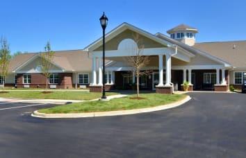 Link to Sanders Ridge Health Campus location