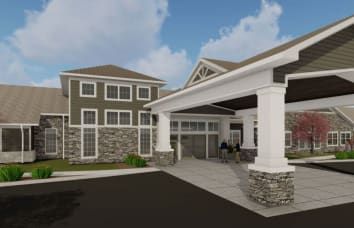 Link to the Walker's Trail Senior Living location