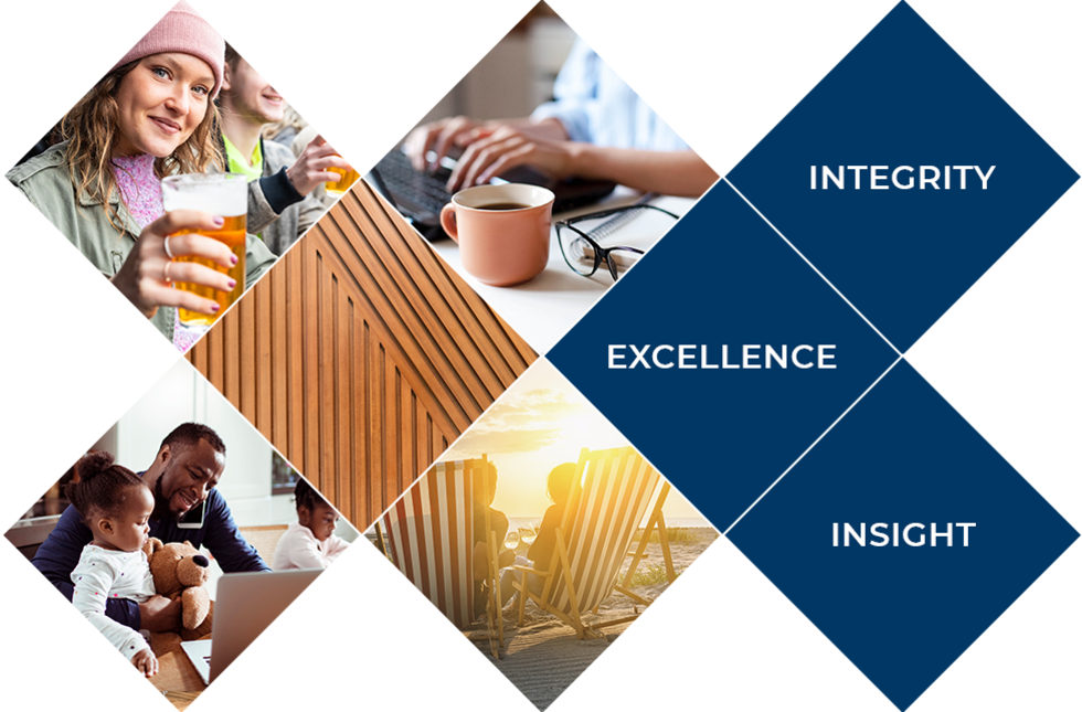 Integrity, excellence, and insight at St. Charles Square Apartments in Carol Stream, Illinois