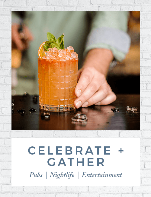 Celebrate and gather near Paragon at Old Town in Monrovia, California