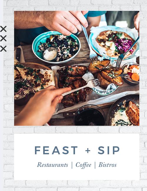 Restaurants, coffee shops, and bistros near K Street Flats Apartment Homes in Berkeley, California