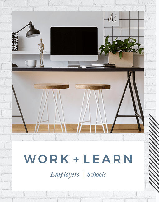 Work and learn near Harrison Tower in Portland, Oregon