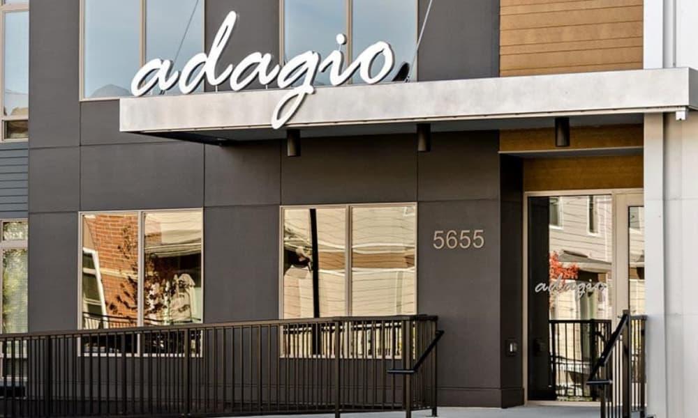 The Adagio in St. Louis Park, MN