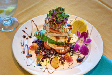 chef-prepared meals at The Meridian at Waterways in Fort Lauderdale, Florida.