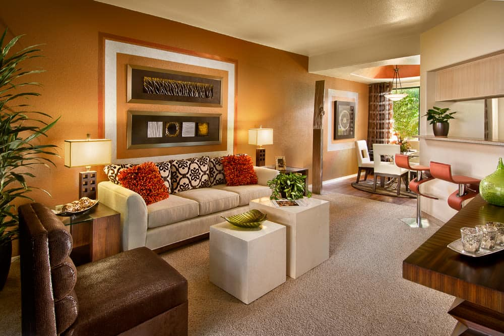 View the floor plans at San Palmilla in Tempe, Arizona