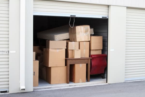 Variety of storage units available at Springtown Self Storage in Springtown, Texas.