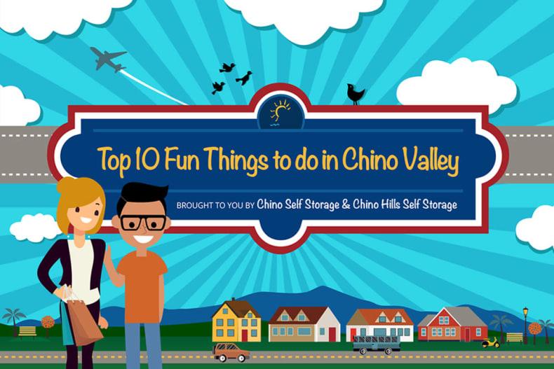 10 fun things to do in Chino, California near Chino Self Storage