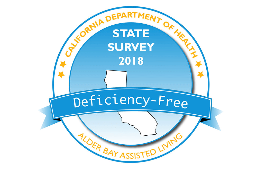 State Survey 2018 Deficiency-Free