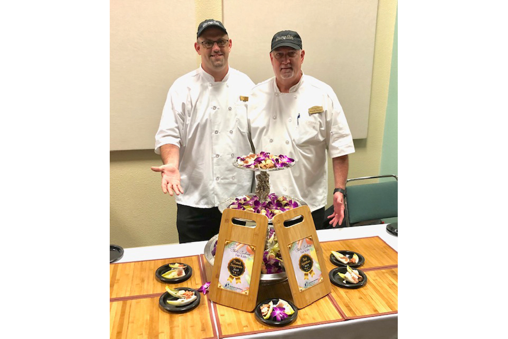 Chefs at Heritage Oaks Assisted Living and Memory Care