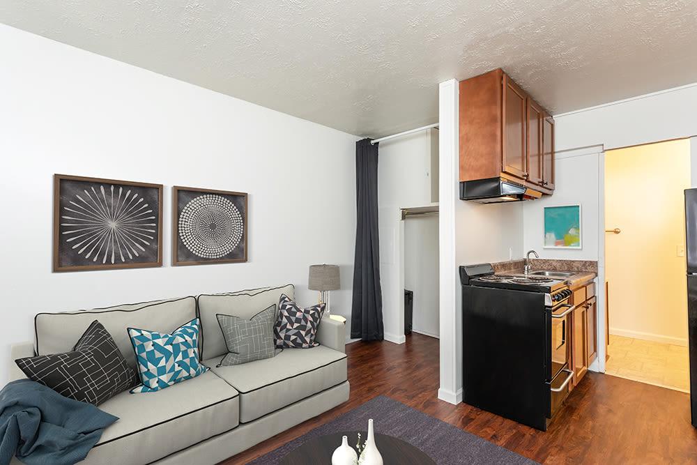 Living Space at Brockport Landing in Brockport, New York