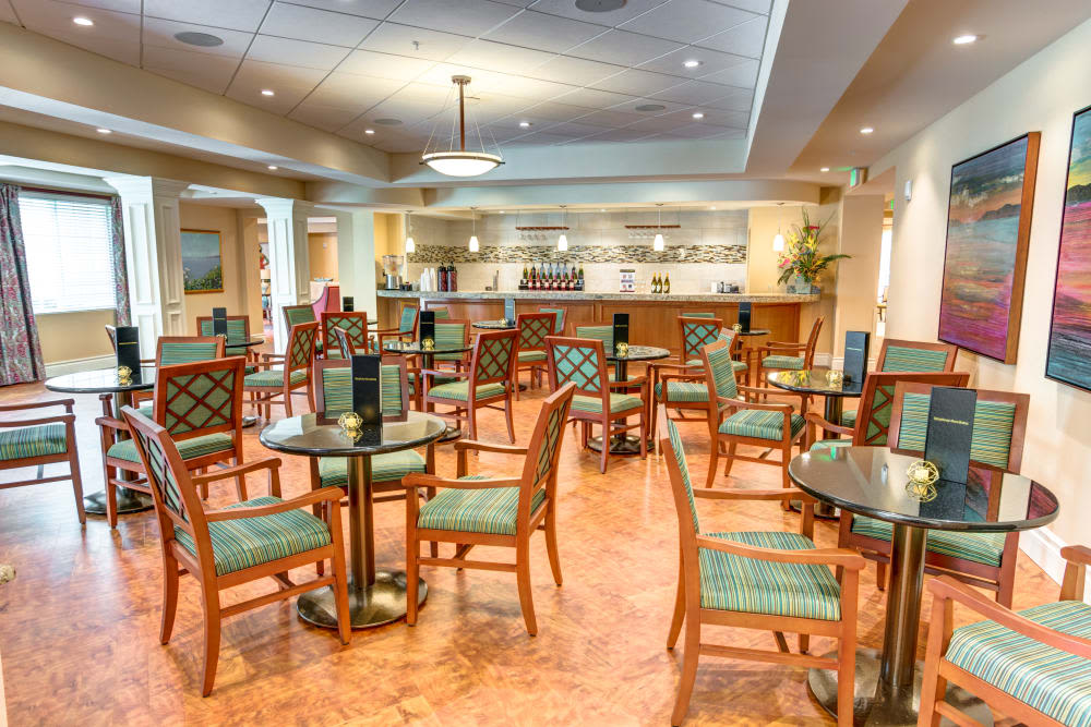 Ask about our chef-prepared meals at The Meridian at Boca Raton in Boca Raton, Florida