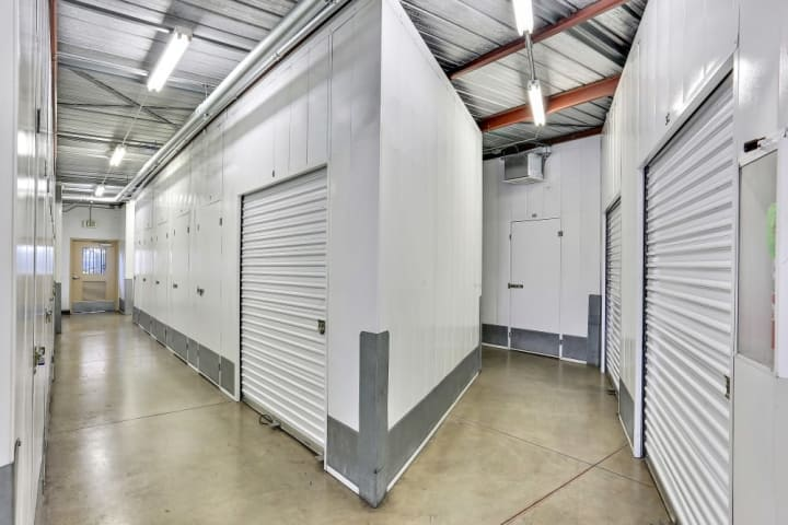 A-1 Self Storage in Santa Ana offers interior storage units for people who prefer extra security and more stable temperatures.