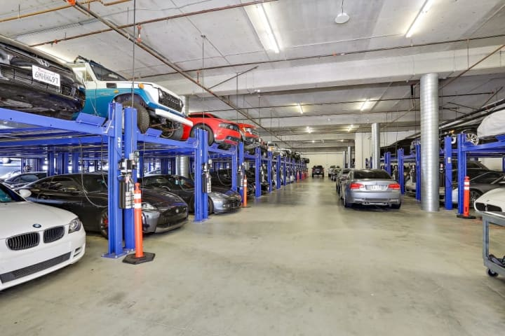 A-1 Self Storage in Downtown San Diego has unique car self storage solutions that you won't find anywhere else.