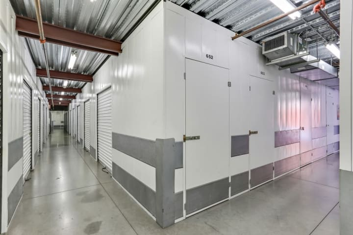 A-1 Self Storage in La Habra has a significant amount of indoor storage - great for a little extra security and temperature normalization.