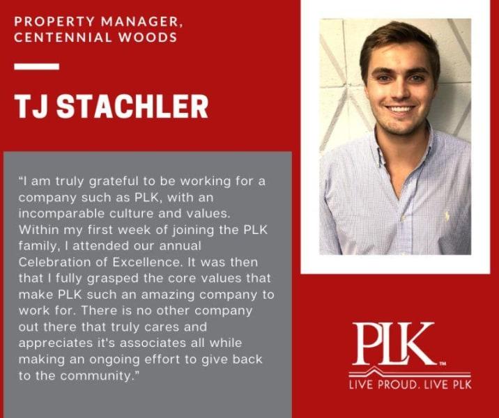 T.J. Stachler Bio Photo
