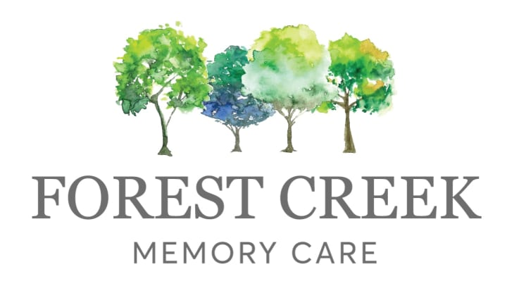 Forest Creek Memory Care Logo