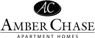 Our logo at Amber Chase Apartment Homes in McDonough, Georgia