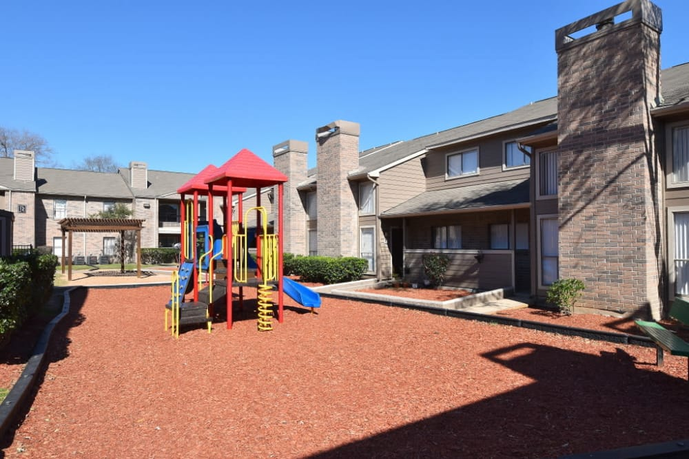 Playground at Green Meadows Apartments