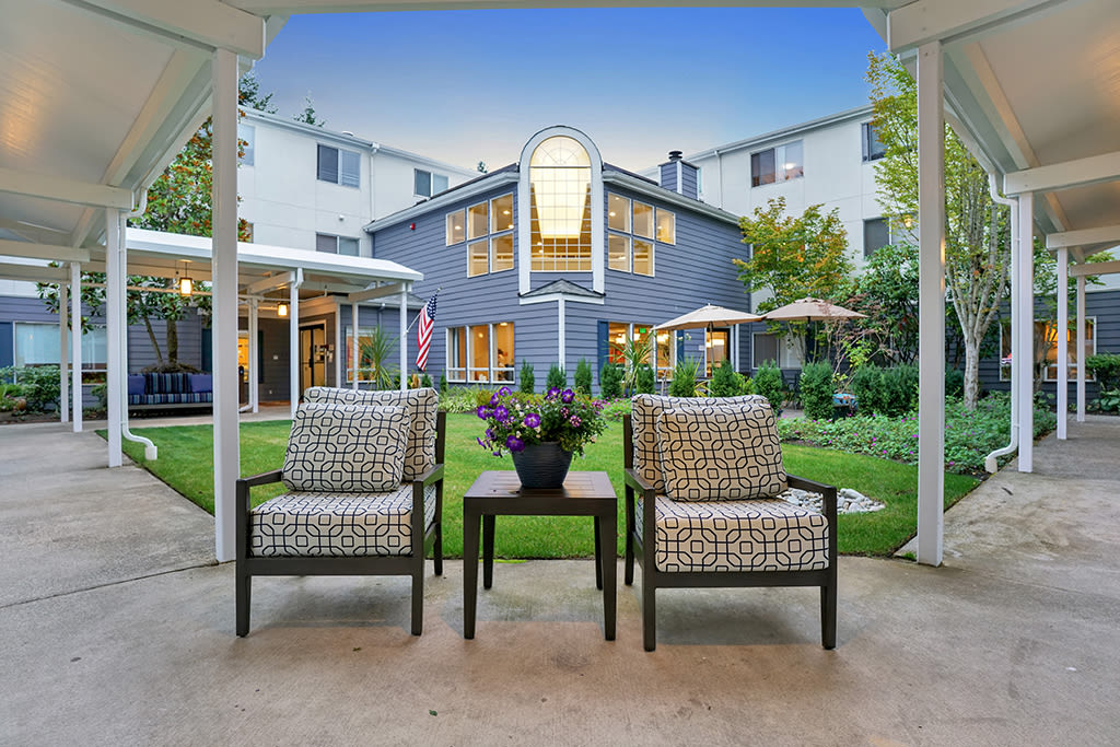 Senior living in Mountlake Terrace, WA is just right for you