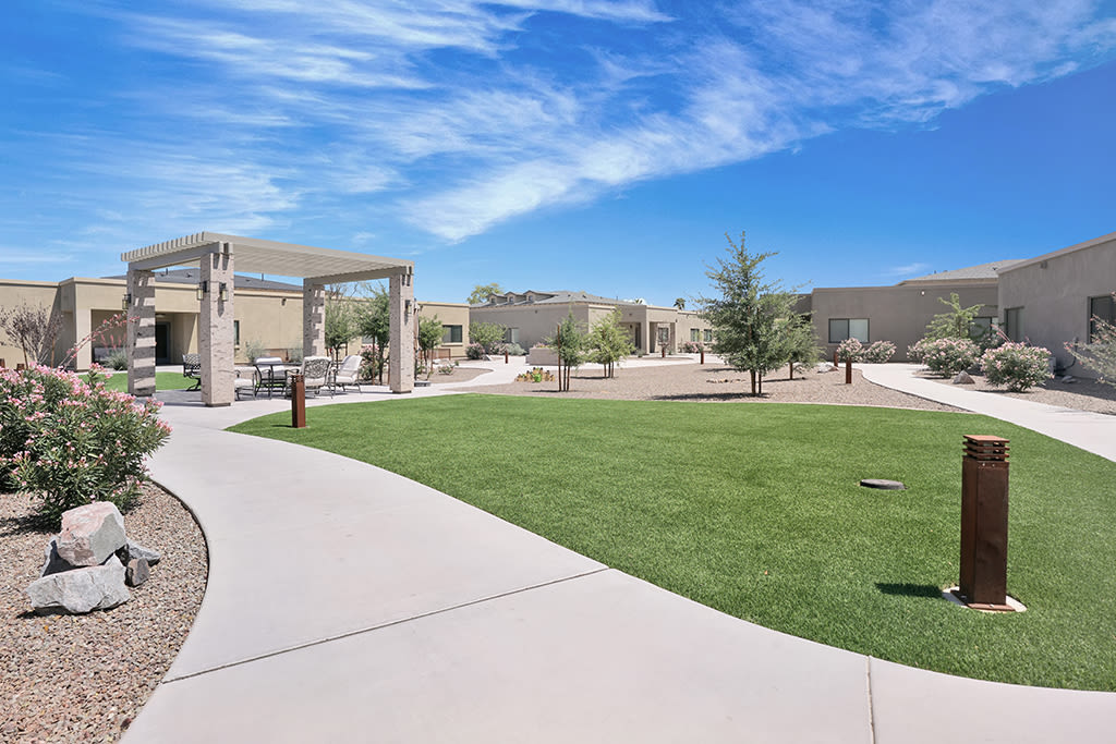 Our community at the senior living facility in Litchfield Park