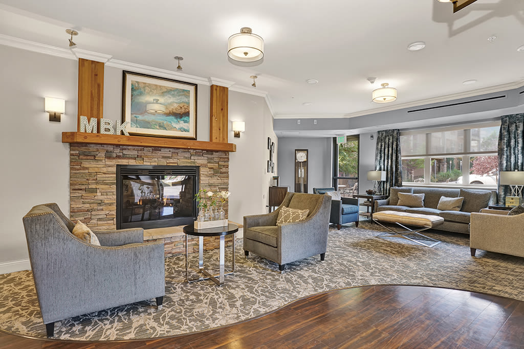 View the spacious floor plans that the senior living in Colorado Springs is offering
