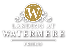 Landing at Watermere Frisco