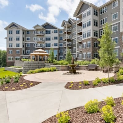 Learn more about Applewood Pointe of Champlin at Mississippi Crossings in Champlin, Minnesota