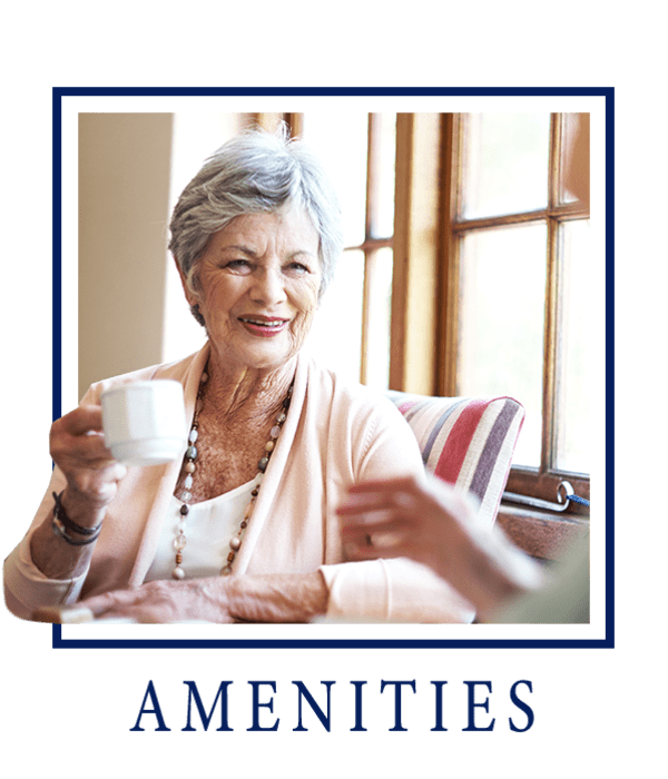 Amenities at Western Slope Memory Care in Grand Junction, Colorado