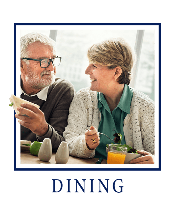 Dining at Western Slope Memory Care in Grand Junction, Colorado