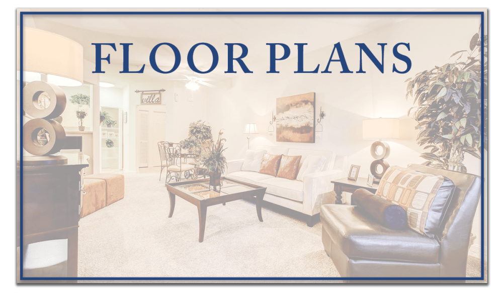 Floor plans at Brooks Landing in Modesto, CA