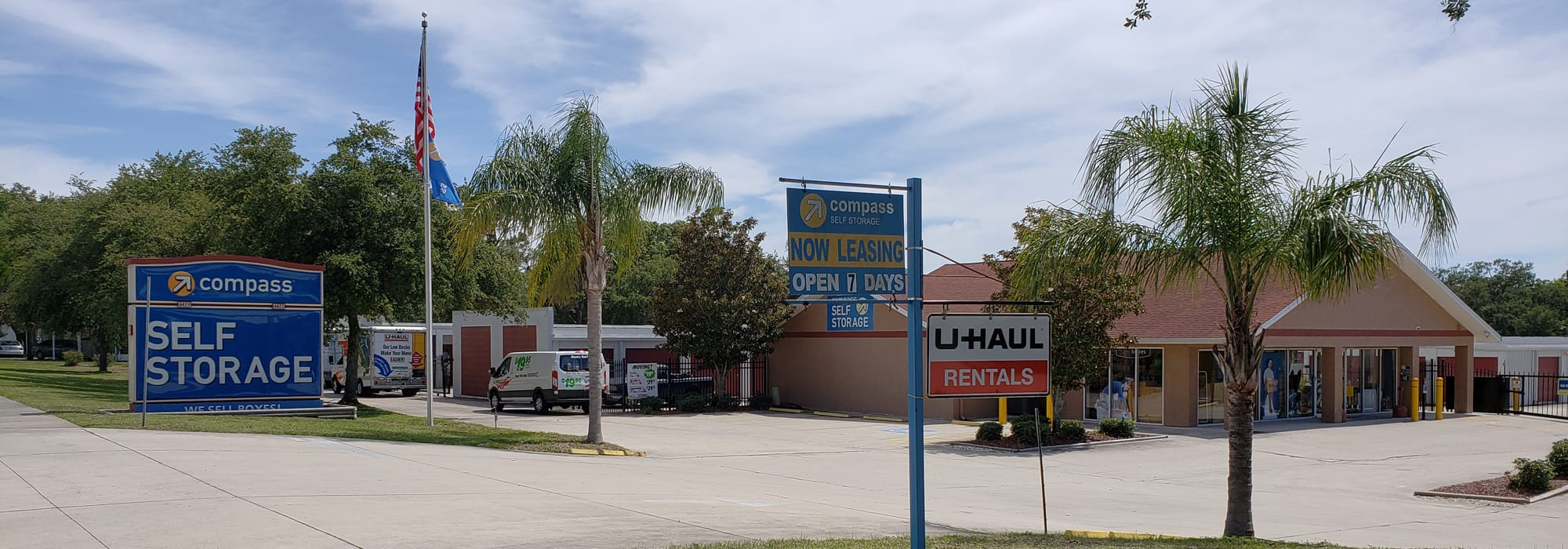 Merveilleux Self Storage In New Port Richey FL
