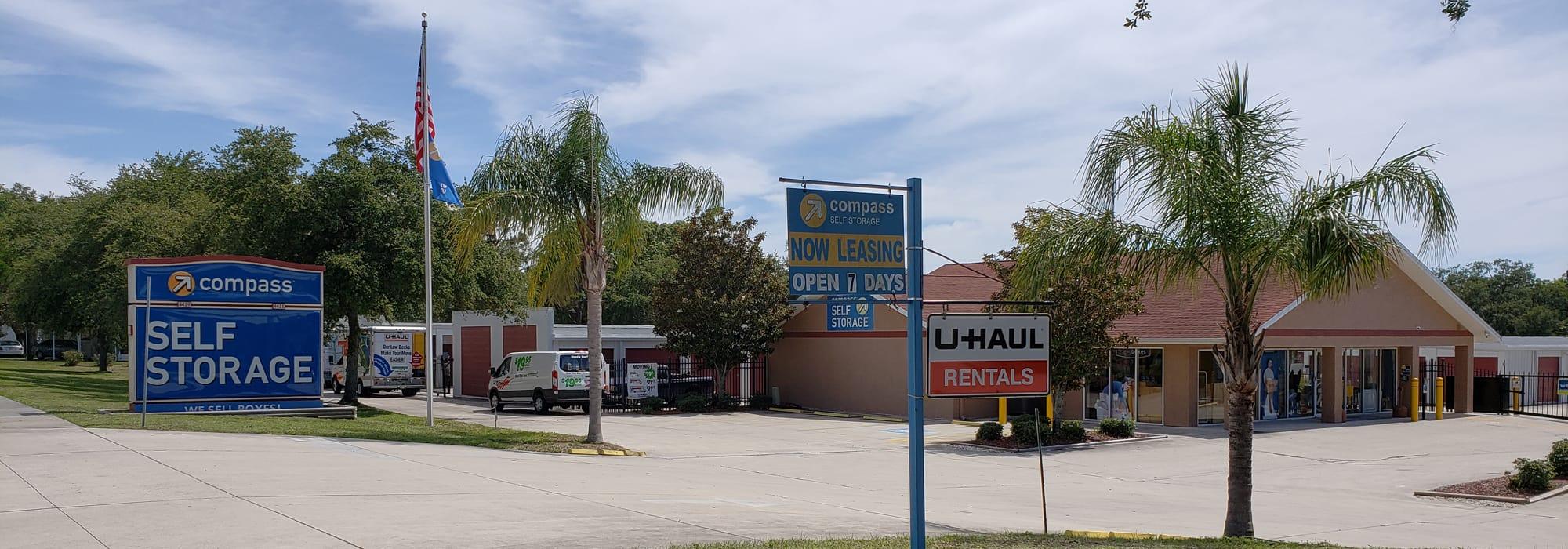 Etonnant Self Storage In New Port Richey FL