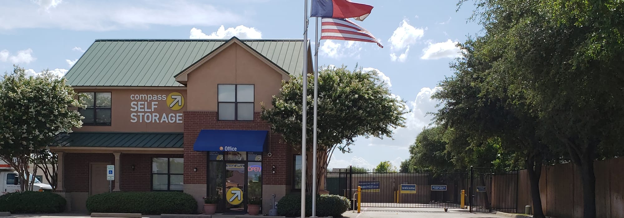 Self storage in Fort Worth TX