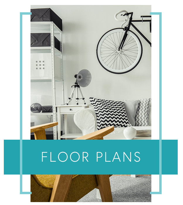 Learn more about our spacious floor plans at Ecco Apartments