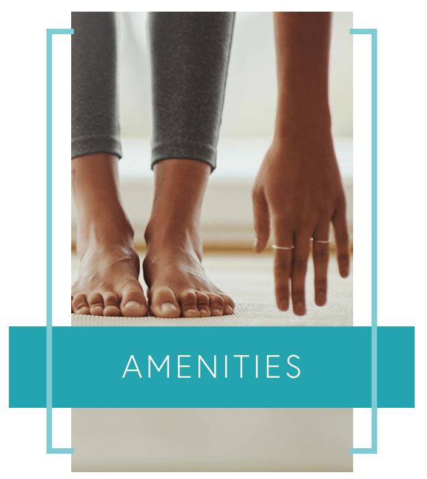 Learn more about the amenities we offer at Ecco Apartments