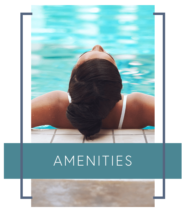 Learn more about the amenities we offer at The Enclave at 1550 Apartments