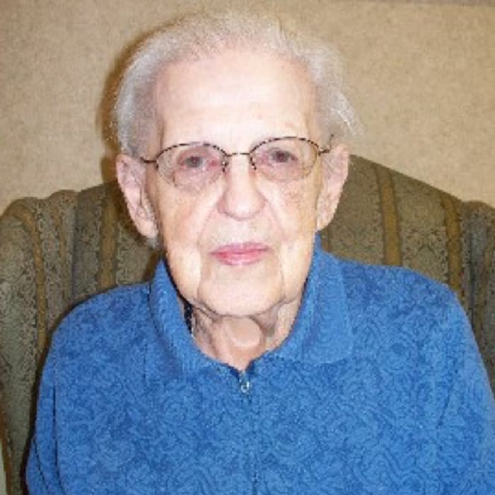 Mary Brazzo October resident of the Month