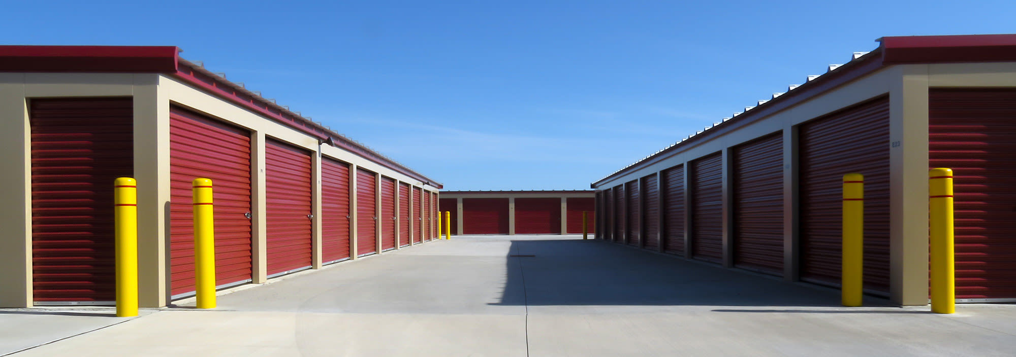 Self storage in Palmdale CA