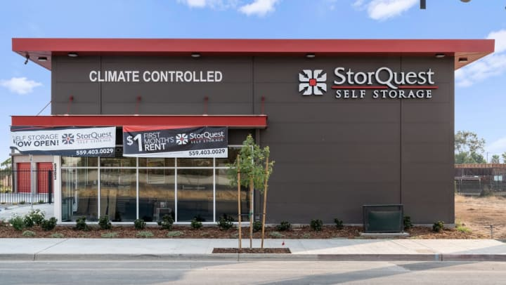StorQuest Opens Modern Self Storage Facility In Fresno, CA