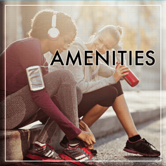 Park Forest Apartments amenities callout