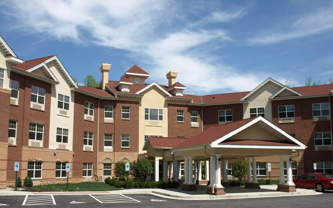 Welcome to our Richmond senior living community!