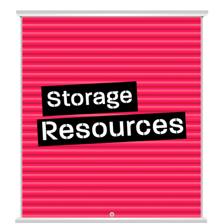 Storage resources call out for Apple Self Storage
